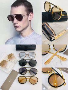 homens sunglasses SPACECRAFT 19017 A-BLK-GLD