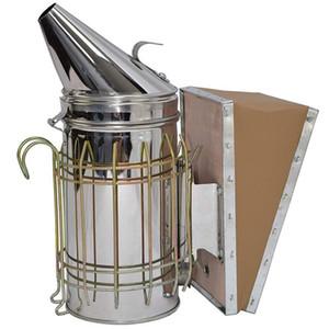 Fumatore di ape in acciaio inox X15 di piccole dimensioni, fumatore di animali per spedizione gratuita