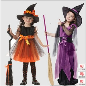 할로윈 코스프레 뜨거운 판매 파티 마녀 모자 정장 새로운 도착 여성 성능 맨틀 의류 케이프와 고딕 양식의 아름다움