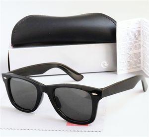 54 milímetros Hot Sale Marca óculos de sol Vintage Pilot Sun Óculos polarizados Banda UV400 Homens Óculos Mulheres Ben Sunglasses 2140