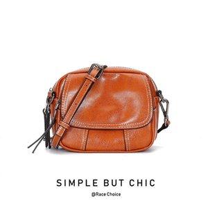 Overseas2019 Handbag All-match Tide Bags Пакет с косой сумкой для женщин Плечо для женщин