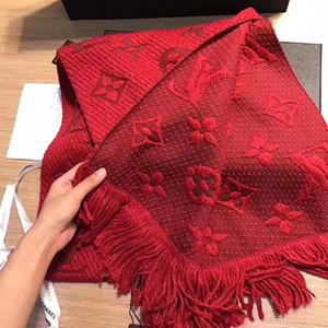 Les créateurs de mode-mode automne hiver dame mode décontracté chaleur confortable polyvalent haute écharpe 35 * 180 couleurs disponibles