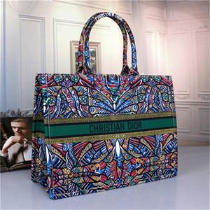 Designer Luxurys echtes Leder Tote Handtaschen-Brown-Monogramm Totes Druck Purse Damen Mode Schultertaschen