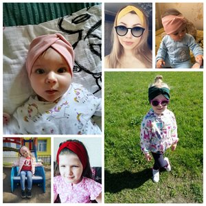 Yeni Geliş Sevimli Bebek Çocuk Kız Erkek Çift Toplar Kış Örme Cap Şapka Beanie Isınma