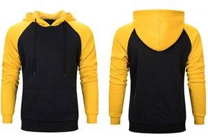 Rock Hooded Дизайнер Mens пуловер с капюшоном флис Пара Толстовка Толстовки Топы осень и зима Outfit Толстовки Новые