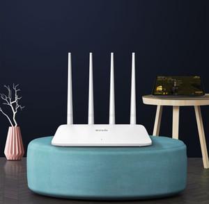 Versione italiana Rate Interface 2.4G senza fili di WIFI 300Mbps attraverso la parete per migliorare la stabilità del segnale router copertura del segnale