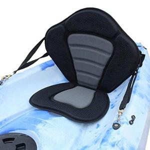 Толстая односпальная регулируемая мягкая сиденье Ocean Kayak Canoe Спинка подушки Подушка для рыбалки Sit-on-top Kayak Accessories Handy