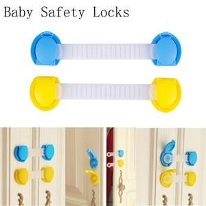 Bebek Güvenliği Kilitler Dolap Dolap Kapı Çekmece Buzdolabı Çocuk Çocuk Pet Emniyet Kilidi 10cm 15cm