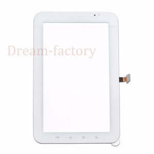 10pcs DHL For Samsung Galaxy Tab P1000 Touch Screen Digitizer Sensor Front Outer Glass Lens Panel 7.0