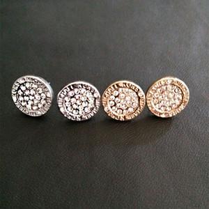 Alla moda inserto di vendita cerchio caldo con il chiodo orecchio fine di alta qualità di lucidatura vendita diretta della fabbrica a tre colori per scegliere