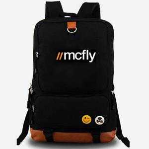 حقيبة ظهر مدرسية ذا لين لين Mcfly day 5 ألوان في حقيبة مدرسية لفرقة شعرها