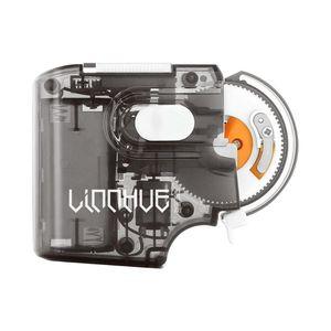 Máquina automática portable de la pesca marrón conexión eléctrica Nivel lazo rápido de anzuelos de pesca Línea Atar Accesorios de dispositivos