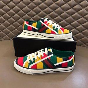 Nuove scarpe mens di qualità 2020 scarpe da corsa scarpe da uomo inferiore molle di lusso fresco di modo casuale degli uomini sneakers con scatola