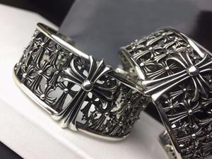 Модный бренд BIG CH крест Череп дизайнера браслеты для леди Дизайн ROCK мужчина партии Обручальные Lovers подарок Luxury Hip хоп Jewelry ..