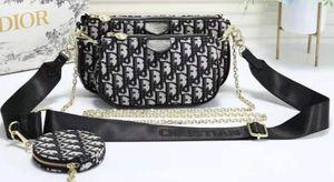 Pouch Coin Purse Caso regalo Frizione Borse 2019 azione pronte Cosmetic Bag di alta qualità della moda Chiave portamonete gioielli 3 pezzi