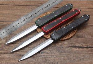 A1613 A162 bm3300 utx85 bm3500 a07 e07 manico alluminio coltelli tattici lama di caccia di campeggio esterna pieghevole taglio della lama di EDC strumento ingranaggio MT
