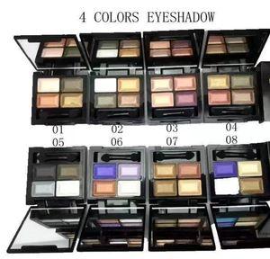 Nova chegada de alta qualidade produtos mais vendidos de multi efeito coleta quadra sombra composição mineral de cor 4 2g sombra de olho
