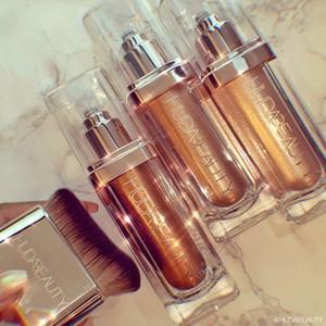 maquillage fundación de la marca base de maquillaje corrector rotulador toda la cara y cuerpo de resaltado GLOWS Bronceadores Rotuladores.