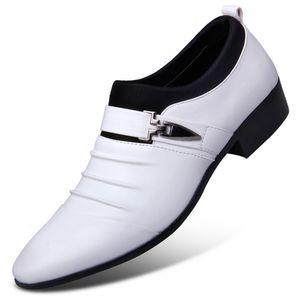 Scarpe formali Masorini Scarpe da sposa in pelle uomo Nero Heren Schoenen Oxford per uomo vestito 2018 mocassini WW-530
