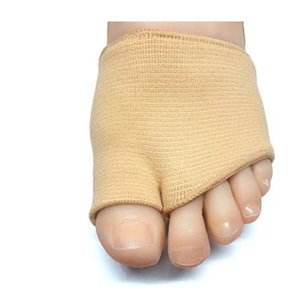 Forefoot Pad Gel Sleeve Foot Painful Metatarsal Head Support Feet Care Cushion PXPF
