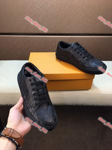 Louis Vuitton LV shoes 2020 xshfbcl moda sapatas da mulher dos homens ocasional de esportes respirável personalidade sapatos masculinos negócio ocasional de viagem