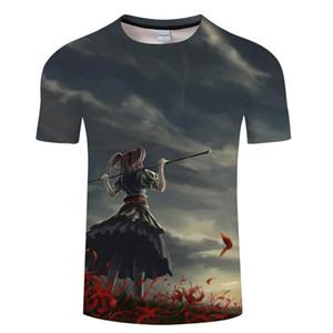 New 2020 Summer Couple T-shirt Letter print Shirt Hip Hop Fashion Men Women Breathable O-neck short sleeve T-shirt top