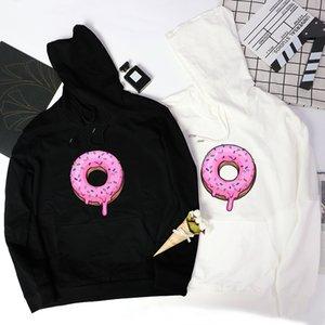 Même sexe Designer Casual Sweatshrits 2020 Nouveau Arriva impression Sweats à capuche manches longues à capuche Mode Hommes Pullovers 5 couleurs