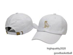 drake 6 god ovo embroidery men women couple baseball cap golf duck tongue hat