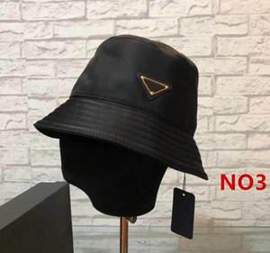 Bucket Hat Cap Mode Stingy Brim Kappen Breathable beiläufige Mützen 9 Modelle in hohem Grade Qualitäts