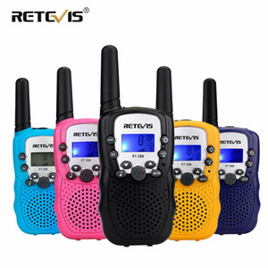 T388 Children Radio Toy Walkie Talkie Kids Radio UHF Two Way Radio T-388 Children's Walkie Talkie Pair For Boys walkie talkie headset