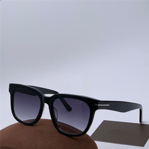 The latest selling popular fashion designer sunglasses 0714 square frame top quality 0900 anti-UV400 lens with original box