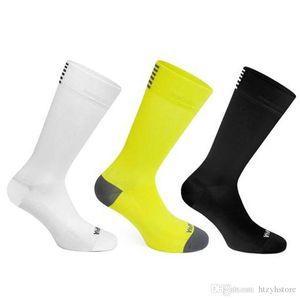 New High Quality Professional Cycling Socks Men Women Protect Feet Breathable Wicking Sport Bike Socks G004