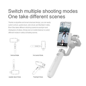 Youpin Mijia Hand Gimbal Stabilisator 3-Achsen-Smartphone Gimbal 5000mAh Batterie für Tätigkeits-Kamera-Handy SJYT01FM
