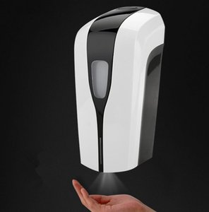 Touch less Automatic Soap Dispenser IR Sensor Mist Spray Hand Disinfection Wall Mounted Alcohol Spray Bottle Sterilizer LJJK2192