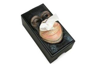 resin duke of england statues tissue box bathroom car room napkin holder home office KTV hotel decor creative tissue box LFB726