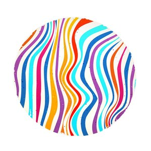 Elástico afiló Fitted cubierta Tabla - Tejido de poliéster Manteles - Fits 47 pulgadas o 59 pulgadas mesas redondas
