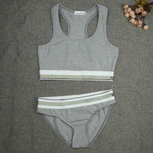 Brand new esporte designer de Treino mulheres breve ternos Verão Ternos Roupa Interior 2 Piece Set Mulheres curto swimwear terno Vest + breve