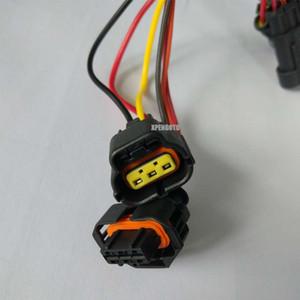 Para las líneas de sensores de presión adaptador de cable kit Common rail banco de pruebas de presión Rail Denso enchufe Kit