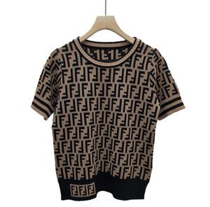 카디 건 스웨터 니트 Luxurys 디자이너 여성 새로운 고품질 봄 가을 여성 우아한 인쇄 겉옷 스웨터 탑 코트