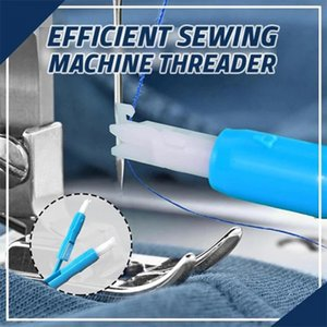 Mchine Household Seying Automatic Threader Leador Needle Changer 2PC Seying Presser Foot Arts Crafts Home # T2