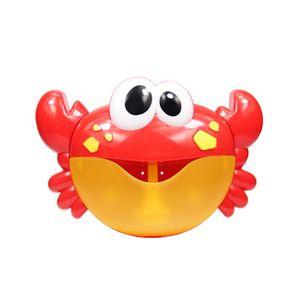 Новые лягушки краб игрушки для мытья пузырей раннего образования инструменты для купания купания пузырь машины детские игрушки