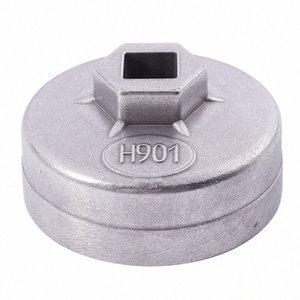 65 millimetri 14 Flutes filtro olio cartuccia Cap Chiavi Strumenti Socket Remover 98HB #