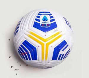 20 21 La mejor calidad del club de la Serie A de la liga de Partido de fútbol 2021 tamaño de bolas 5 gránulos resistentes al deslizamiento de fútbol envío gratuito bal alta calidad
