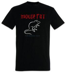 Ratón camiseta de la rata de Parques y Recreación Diversión Banda Rec Greg Michael símbolo del logotipo de fitness Camiseta