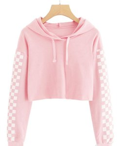 Cross border 2020wish Amazon hot selling European and American children's fashion Hooded Sweater casual children's candy color top