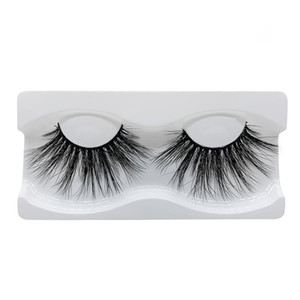 25MM 3D False Eyelashes Long Thick Dramatic 100 percent Real Mink Lashes 15 Styles eyes lash packaging Extension beauty wholesale lashes