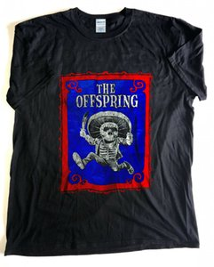 90 T-shirt Vintage The Offspring Tour Band Reprint Taille S-2XL