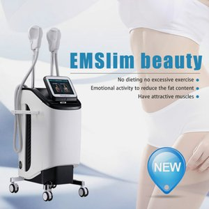 Emsculpt Muscle Stimulieren Ems Körper Abnehmen Gerät Electro Magnetic Muskelstimulation aufgliedert Fett verbrennen, ohne ein Training
