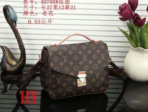 women handbag messenger bag oxidizing leather POCHETTE metis elegant shoulder bags crossbody shopping
