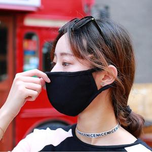 Органические Labs лица РМ2,5 белые маски с Дыхательные 100% хлопок моющийся многоразовый тряпичные маски защиты от пыли Пыльца Pet DWA157